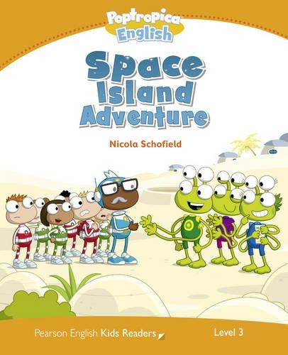 Penguin Kids 3 Space Island Adventure Reader (Pearson English Kids Readers)