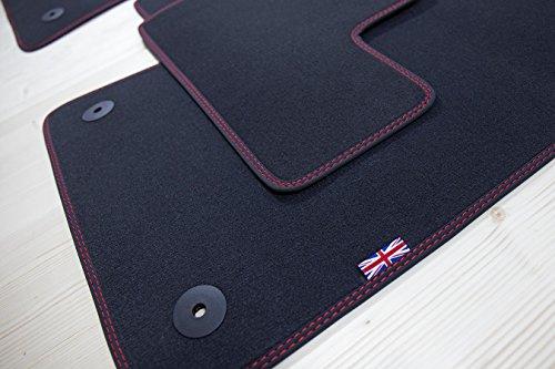 Union-Jack-conception-tapis-de-sol-pour-Mini-II-2-R56-annee-2006-2014