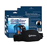 iReliev Conductive Back Wrap Accessory, 0.46 Pound