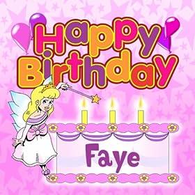 Happy Birthday Faye The Birthday Bunch Amazon Co Uk Mp3