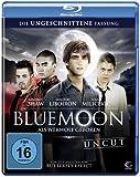 DVD Cover 'Blue Moon - Als Werwolf geboren (Uncut Edition) [Blu-ray]
