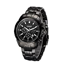 buy Curren Wristwatch Quartz Watch Water Resistant High Quality Stainless Steel Band