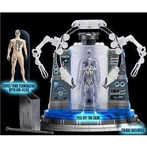 Terminator Salvation Cyberskin Generator