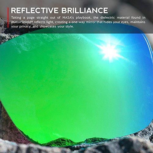 oakley flak jacket black iridium polarized lenses  lenses for oakley flak