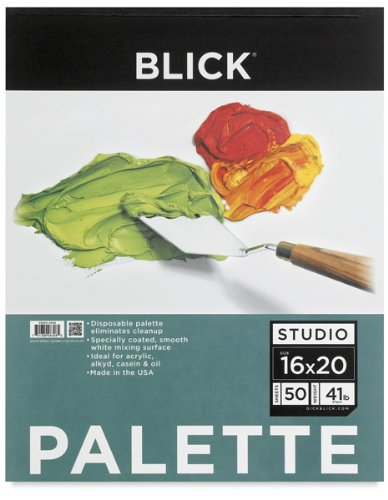 Blick Studio Disposable Palette Pads, 16