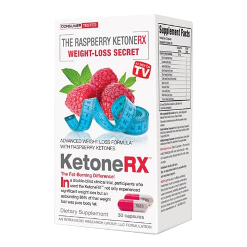 Intramedics Ketone RX, Raspberry, 84 Count buy ketone monitor