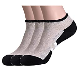 Hans Sports Ankle Socks for Men (Pack Of 3)