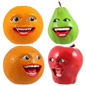 annoying orange toys pear - photo #10