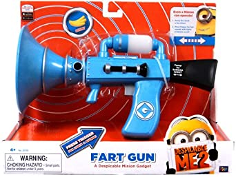 Despicable Me 2 Exclusive Banana Scented Fart Gun