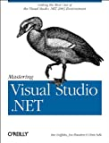 img - for Mastering Visual Studio .Net book / textbook / text book