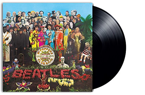Vinilo : The Beatles - SGT Pepper's Lonely Hearts Club Band (180 Gram Vinyl, Remastered, Reissue)