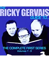 Ricky Gervais Guide to: Volume 1 to 5: The Complete First Series