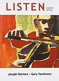 Listen 7e paper & 6-CD Set (0312602677) by Kerman, Joseph