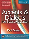Accents & Dialects for Stage and Screen (includes 12 CDs)