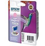 Epson C13T08064010 - T080 Stylus Photo R265 Light Magenta Cartridge