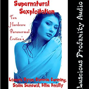 Supernatural Sexploitation Audiobook