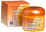 Avalon Organic Botanicals, Oil-Free Moisturizer, Rejuvenating, Vitamin C, 2 oz