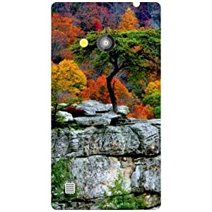 Nokia Lumia 720 Back Cover - Matte Finish Phone Cover