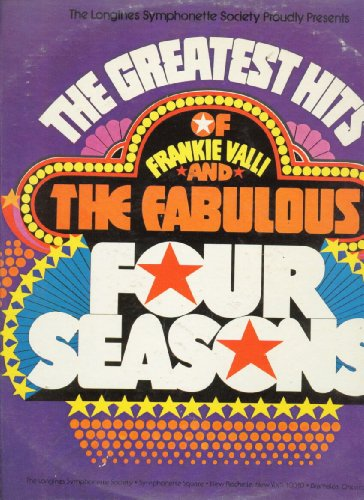 [LP Record] The Greatest Hist of Frankie Valli and the Fabulous Four Seasons
