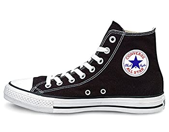 [コンバース] CONVERSE CANVAS ALL STAR HI キャンバス オールスター ハイ 定番 メンズ (US9.5/28cm, BLACK)