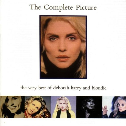The Complete Picture: The Very Best of Deborah Harry and Blondie artwork