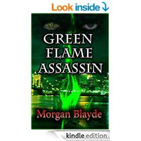 Green Flame Assassin (Demon Lord Book 2)