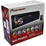 Pioneer DEH-X5600HD In-Dash CD/MP3/WMA Car Stereo Receiver with HD Radio, Android, iPhone and Pandora Support