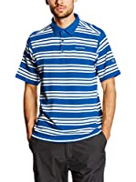 Craghoppers Polo Creston (Azul / Blanco)