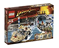 LEGO Indiana Jones Venice Canal Chase (7197) by LEGO