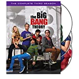 The Big Bang Theory: The Complete Third Seasonby Movies-Box Sets-DVD