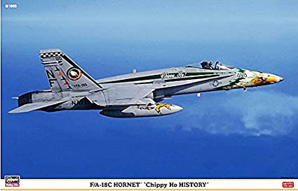 Maquette avion: F/A-18C Hornet Chippy Ho History - 3 kits
