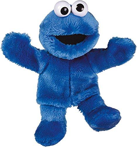 Etichette United 0800931 - fantoccio mano, Sesame Street Cookie Monster, circa 35 cm