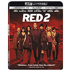 Red 2 [4K Ultra HD + Blu-ray]