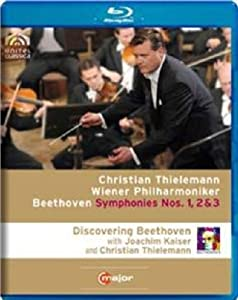 Beethoven Symphony Nos1-3 Blu-ray 2011region Free by C MAJOR ENTERTAINMENT