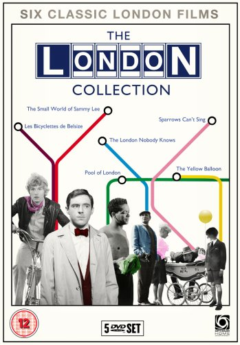 The London Collection (Small World Of Sammy Lee / Sparrows Can't Sing / The London Nobody Knows / The Bicyclettes Of Belsize / Pool Of London / The Yellow Balloon) Region 2 - Pal