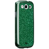 Case-Mate Glam CM021206 Barely There Case For Samsung Galaxy S3 (Emerald)