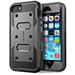 iPhone 5S Case, [Heave Duty] **Slim P...