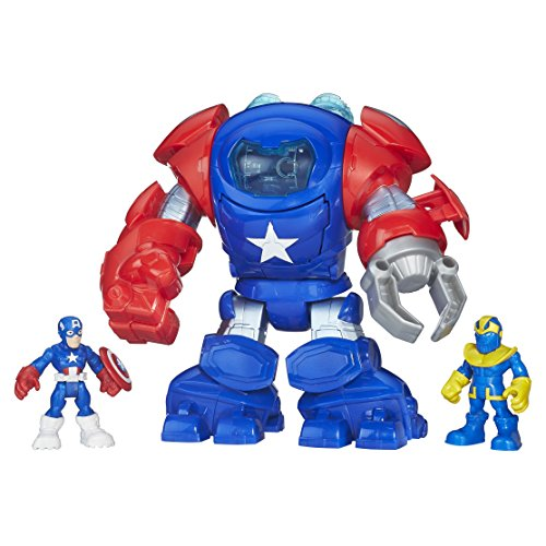 Playskool Heroes Super Hero Adventures Space Command Armor