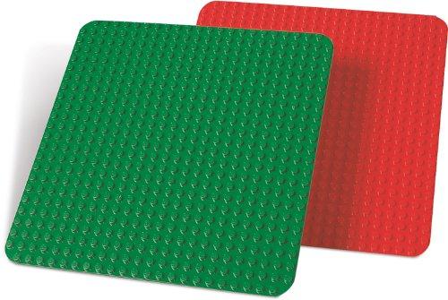 LEGO Education DUPLO Large Building Plates Set 4570269 (Girls Lego Building Bricks Pieces compare prices)