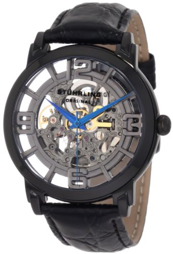 Stuhrling Original Men's 165B.335569 Lifestyles Winchester Grand Automatic Skeleton Watch