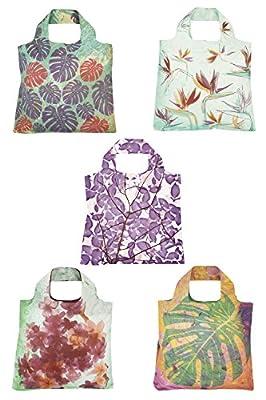 Envirosax Havana Reusable Shopping Bags 5-pack