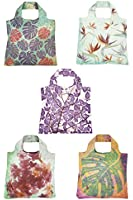 Envirosax Havana Reusable Shopping Bags 5-pack