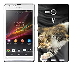 Wow Premium Design Back Cover Case For Sony Xperia SP