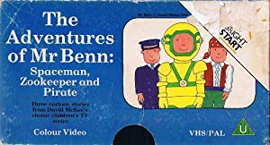 The Adventures of Mr Benn - Spaceman, Zookeeper and Pirate ...