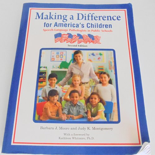 Making a Difference for America's Children