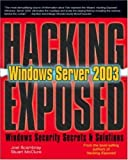 img - for Windows Server 2003 (Hacking Exposed) book / textbook / text book
