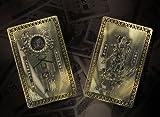 高島易断正統継承者 監修 『富豪の財符』 カードサイズの黄金金運アップカード  一粒万倍日に特別祈祷済み