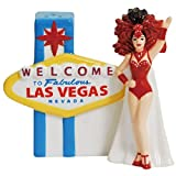 Westland Giftware Welcome To Las Vegas Salt And Pepper Shakers