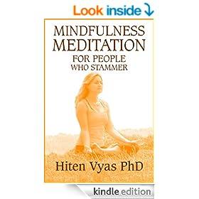 Mindfulness Meditation For People Who Stammer (Stutter) (Meditation series for people who stammer)