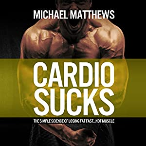 Cardio Sucks Audiobook